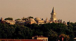 Topkapı Sarayı ve Çevresi (İftar)
