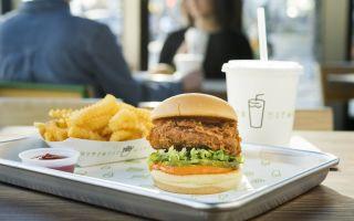 Acılı Tavuk Tutkunlarına Spicy Chick'n Shack Burger