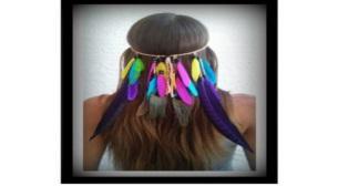 Aile Atölyesi-Saç Takısı Yapımı