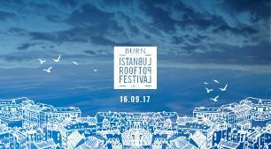 Burn İstanbul Rooftop Festival 2017