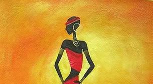 Masterpiece - Afrikalı Dansçı