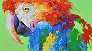Masterpiece - Papağan
