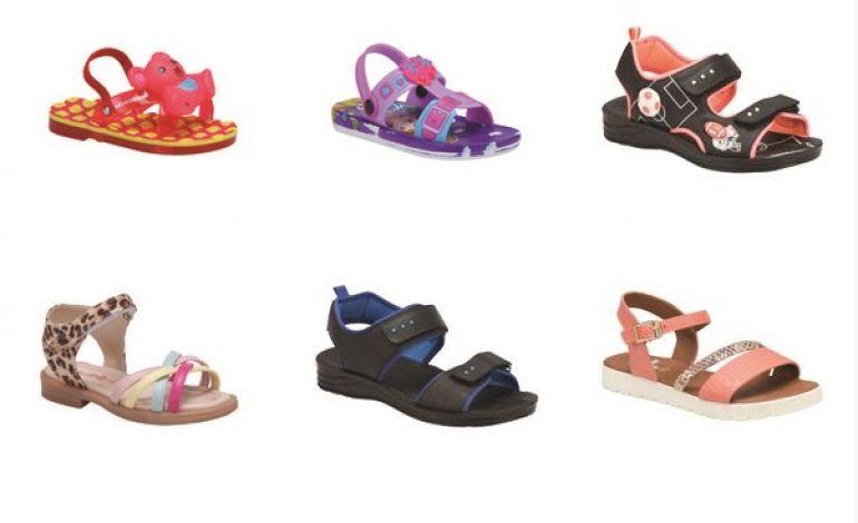 FLO'dan Çocuklar Için Rengarenk Sandalet ve Terlikler