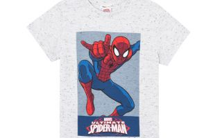 Koton Kids'ten Spider-Man Serisi