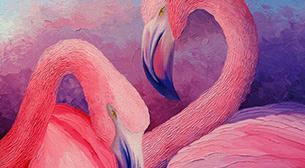 Masterpiece - Flamingo