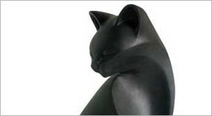 Masterpiece Heykel - Kedi