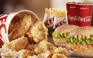 KFC'nin Xtreme Lezzeti Şimdi İkiye Katlandı
