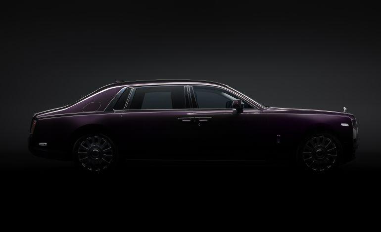 Artık Rolls-Royce'un Sekizinci Kuşak ''Yeni Phantom'' Dönemi Başladı !!