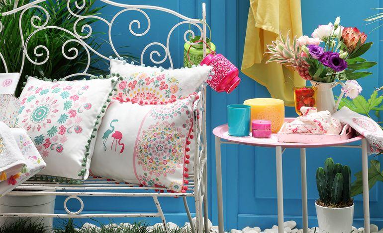 English Home ile Rengarenk Bir Yaz Sizleri Bekliyor.