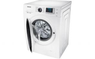 Samsung 10 Yıl Motor Garantili Yeni Çamaşır Makinesini Tanıttı
