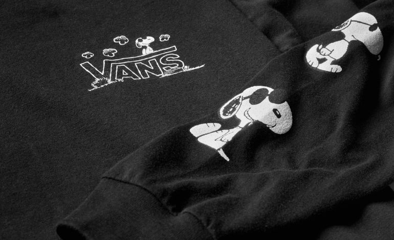 Snoopy, Vans ile Geri Geliyor