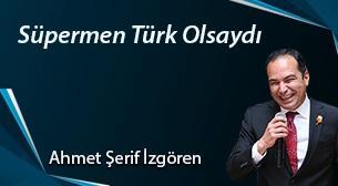 Ahmet Şerif İzgören