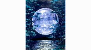 Fırça Sende - Full Moon