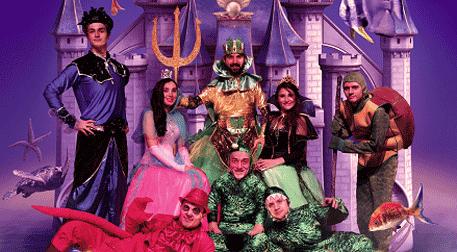 İnci Krallığı Prensesleri Müzikali