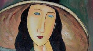 Masterpiece İzmir Resim - Amedeo Mo