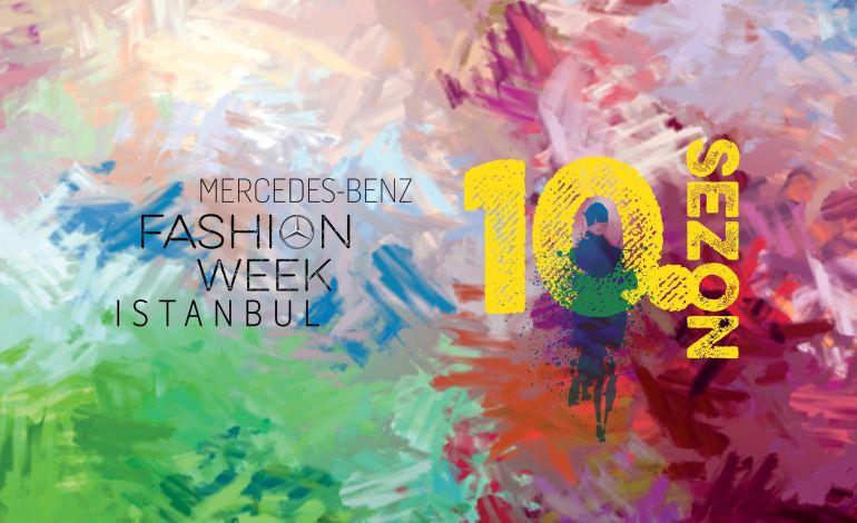 Mercedes-Benz Fashion Week Istanbul'un 10. Sezonu 12 Eylül'de Başlıyor.