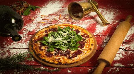 Pizza Il Forno İle El Yapımı Pizza