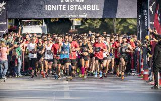 PUMA IGNITE İstanbul Yarışı Başlıyor