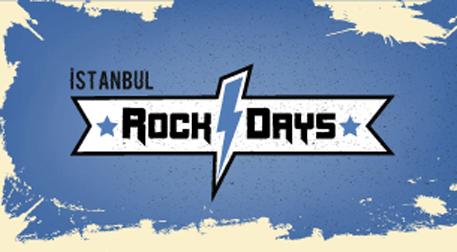 Rock Days - İstanbul - Cumartesi