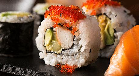 Şefle Kiralanabilir Mutfak: Sushi