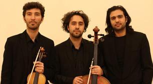 Trio Ba ile Schubert Gecesi