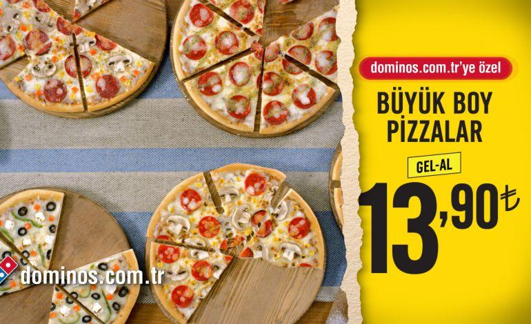 Domino's Pizza'dan Bütün Aileyi Doyuracak Kampanya