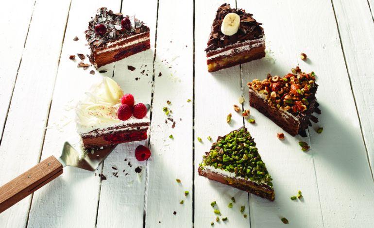 Özsüt'ten Sonbahar Enerjisi: Karaorman Pastaları
