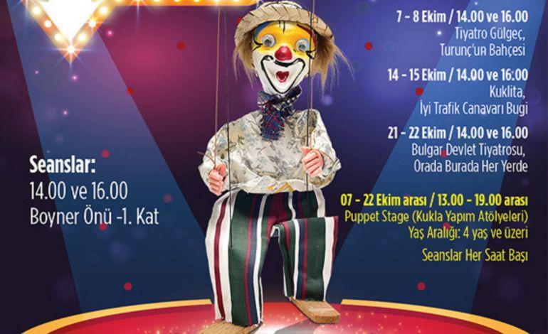 Akasya 3.Uluslararası Kukla Tiyatrosu Festivali