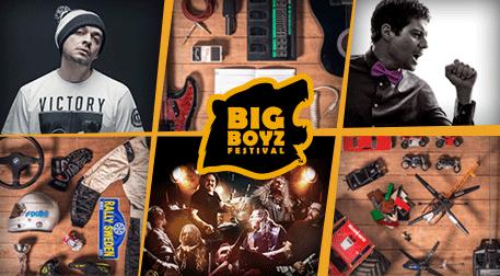 Big Boyz Festival - Kombine