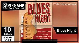 Blues Night Kayıkhane Vol.2