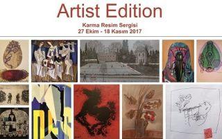 Mert Yüksel - Artist Edition Sergisi