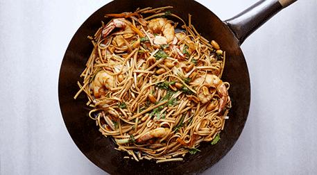 MSA - Wok Yemekleri