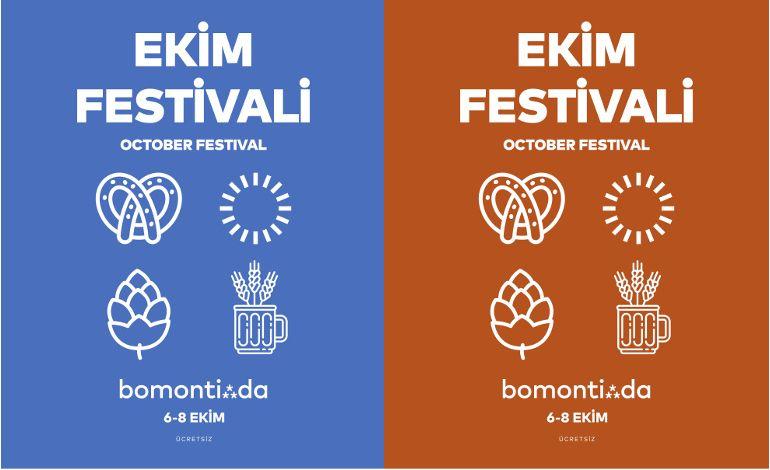 Tadım, Müzik, Performanslarla Dolu Yeni Deneyimler bomontiada Ekim Festivali'nde