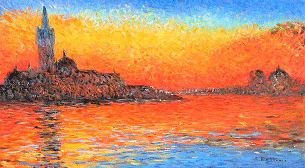 Yağlı Boya Workshop! Claude Monet
