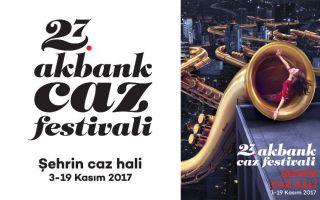 27. Akbank Caz Festivali Başlıyor