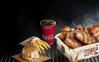 Izgara Kanat Da KFC'den Sorulacak