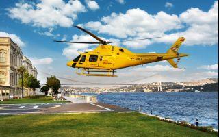 Helikopter Turuyla 15 Dakikada İstanbul'u Keşfedin