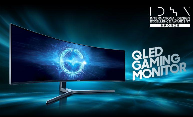 Samsung QLED Monitör Ön Siparişte