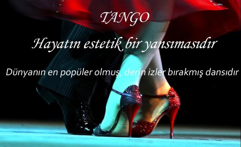 Arjantin Tango Dersleri