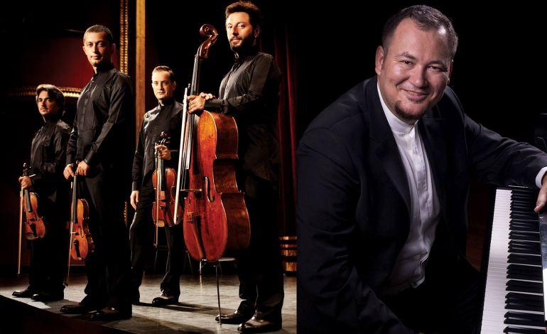 Borusan Quartet-Gökhan Aybulus