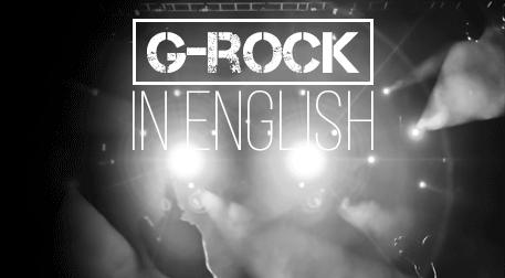 G-Rock In English
