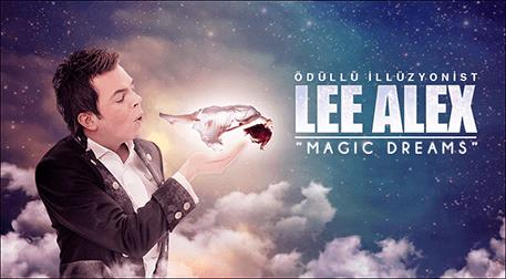 Lee Alex - Magic Dreams