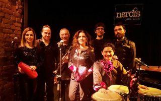 Luis Ernesto Gomez & Latin Band