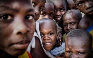 Nijer'den İnsan Manzaraları