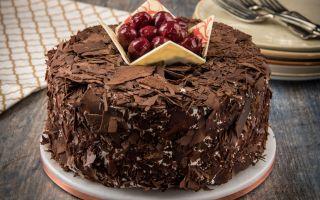 Ayın Pastası: Karaorman Vişne Pasta