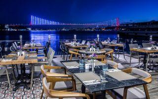 Beyaz Bosphorus Etkinlik Yemekleriyle Büyük Bir Açığı Kapıyor