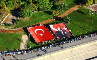 Kadıköylüler 10 Kasım'da Ulu Önder Atatürk İçin El Ele Verecek
