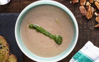 Kestane Çorbası Sofralarınıza Lezzet Katıyor