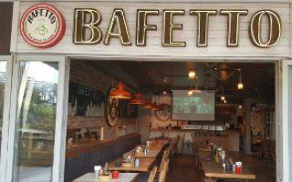 Bafetto Pizza, Şaşkınbakkal