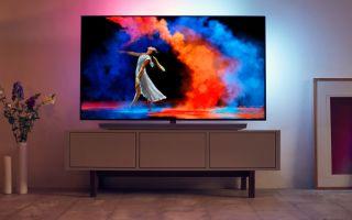 Philips TV En ihtişamlı OLED TV'sini Sunuyor!